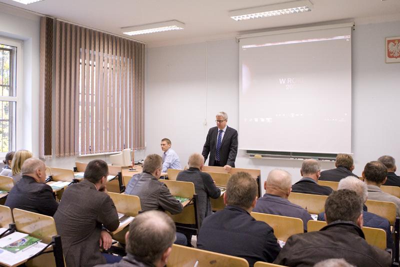 I Akademia Genomowa w Olsztynie, 15.10.2014 r.
