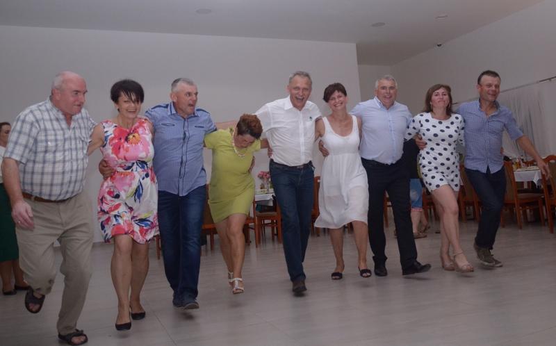 Zintegrowani w tańcu