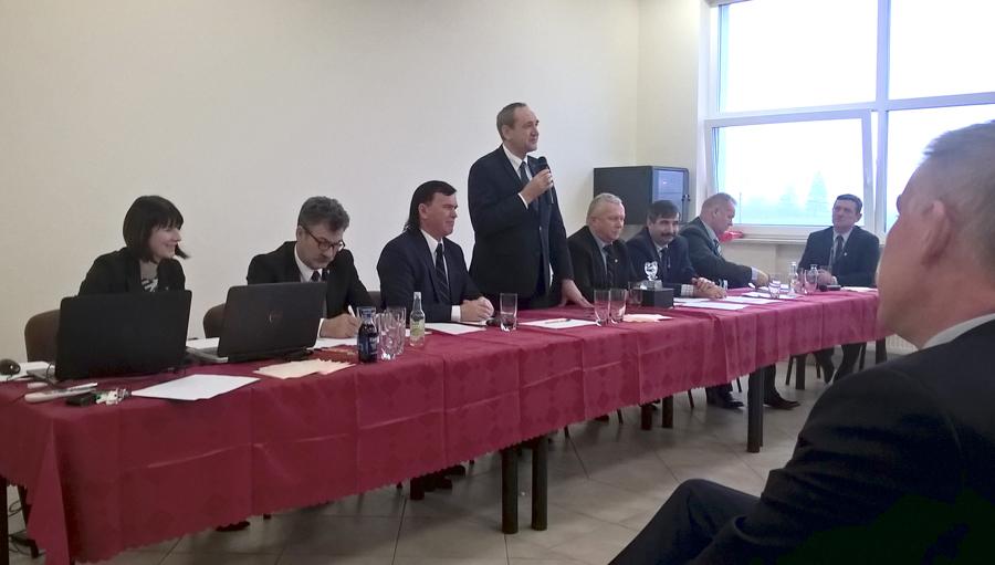 Głos zabiera Pan Jacek Bogucki, wiceminister rolnictwa i rozwoju wsi