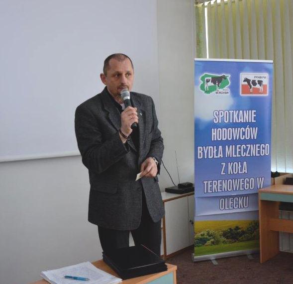 Prelekcja Pana Karola Sassa, dyrektora regionu, SHiUZ Bydgoszcz