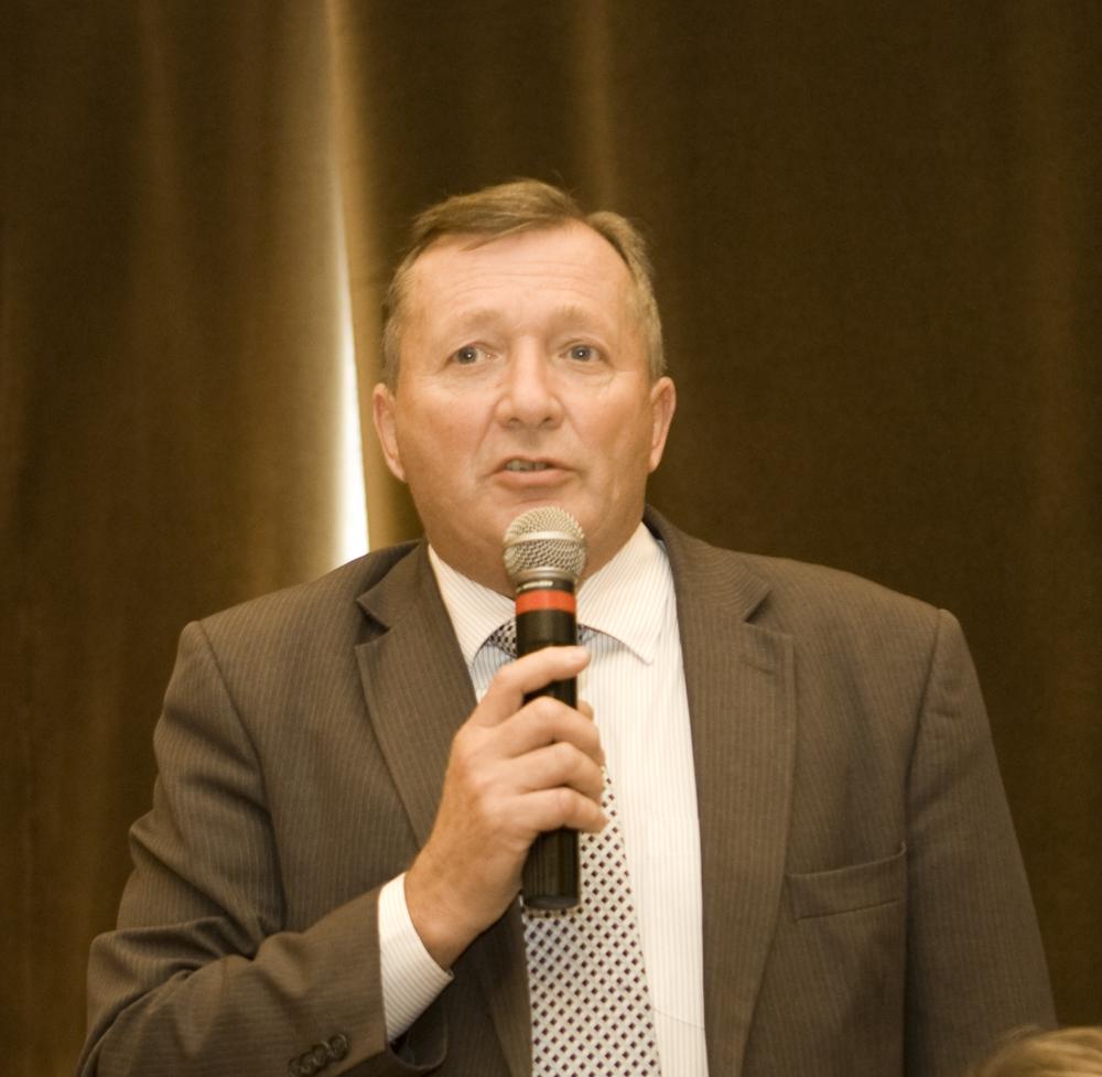 Jerzy Dymek, wojewódzki lekarz weterynarii
