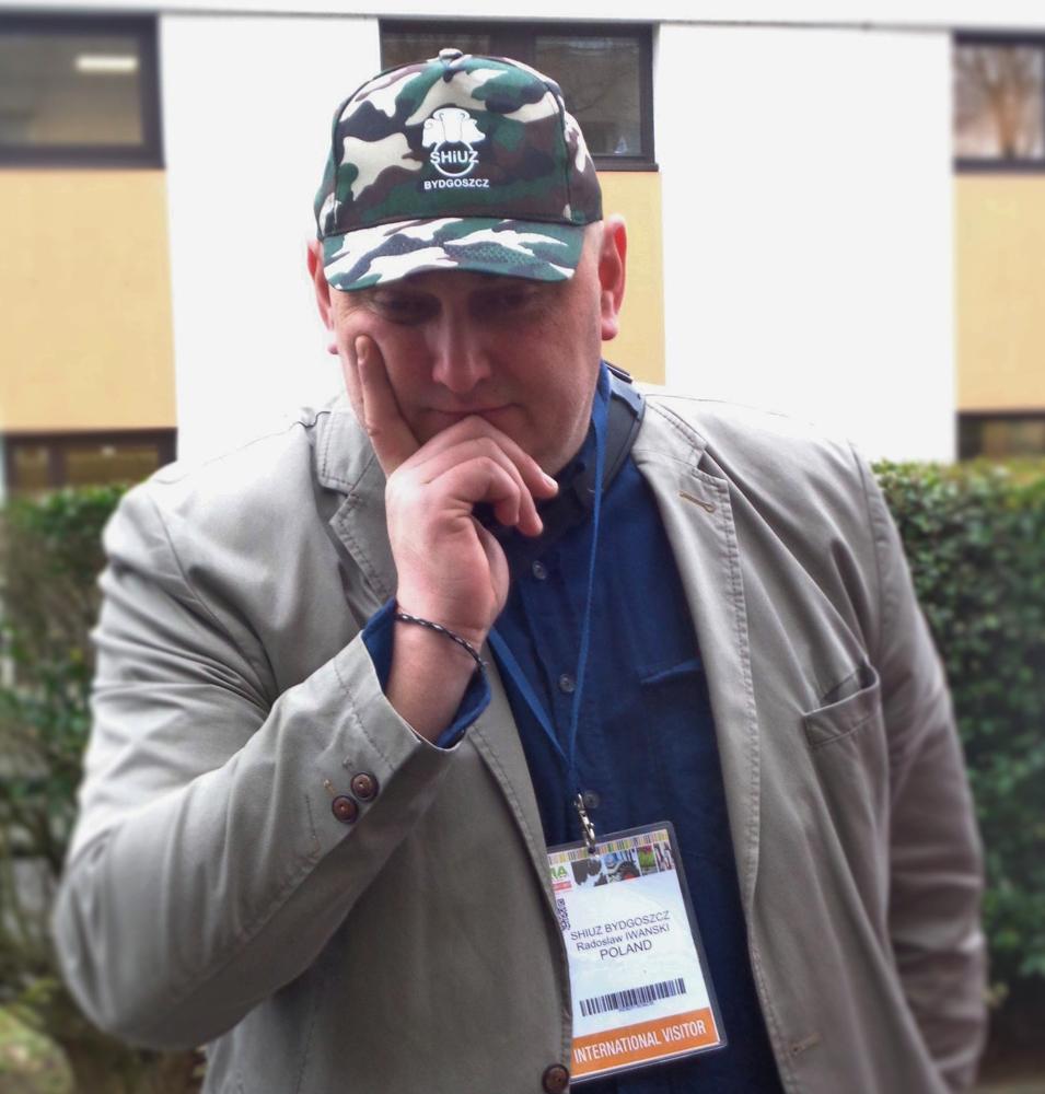 Radosław Iwański, redaktor naczelny ''Hodowli i Chowu Bydła''