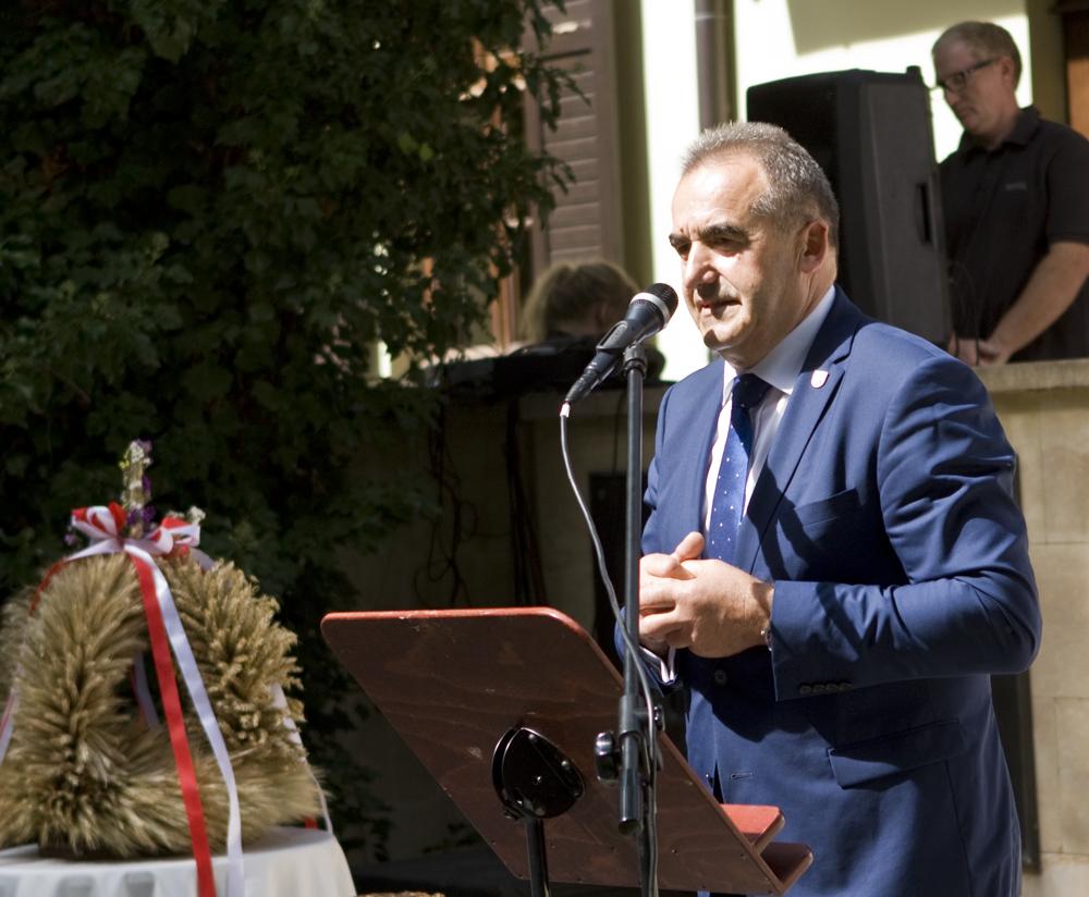 Ryszard Bober, przewodniczący Sejmiku Pomorza i Kujaw