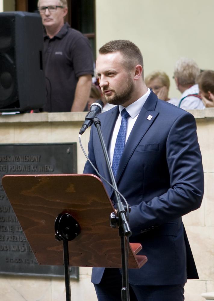 Paweł Szramka, poseł