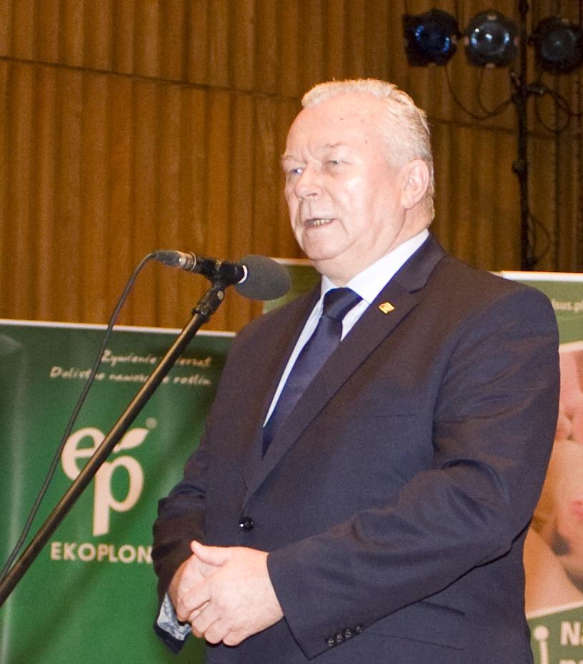 Leszek Hądzlik, prezydent Polskiej Federacji Hodowców Bydła i Producentów Mleka
