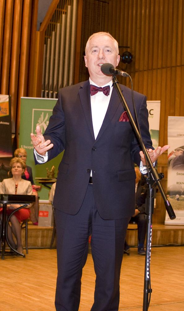 Ryszard Kamiński, dyrektor Kujawsko-Pomorskiego Ośrodka Doradztwa Rolniczego