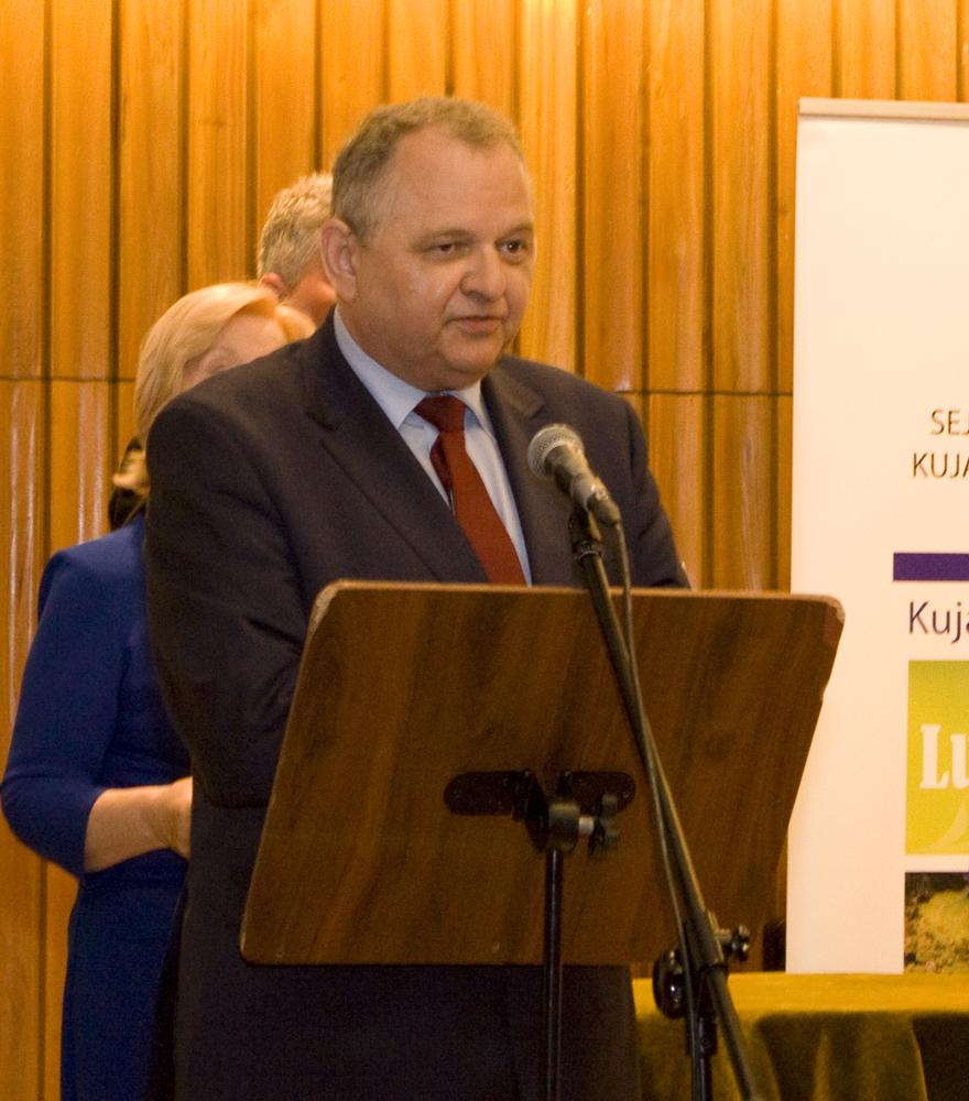 Ryszard Zarudzki, podsekretarz stanu w MRiRW