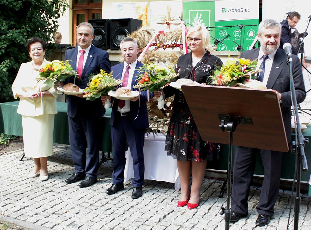 Zofia Kozłowska, Ryszard Bober, Grzegorz Pięta, Emilia Godlewska, Jan Krzysztof Ardanowski