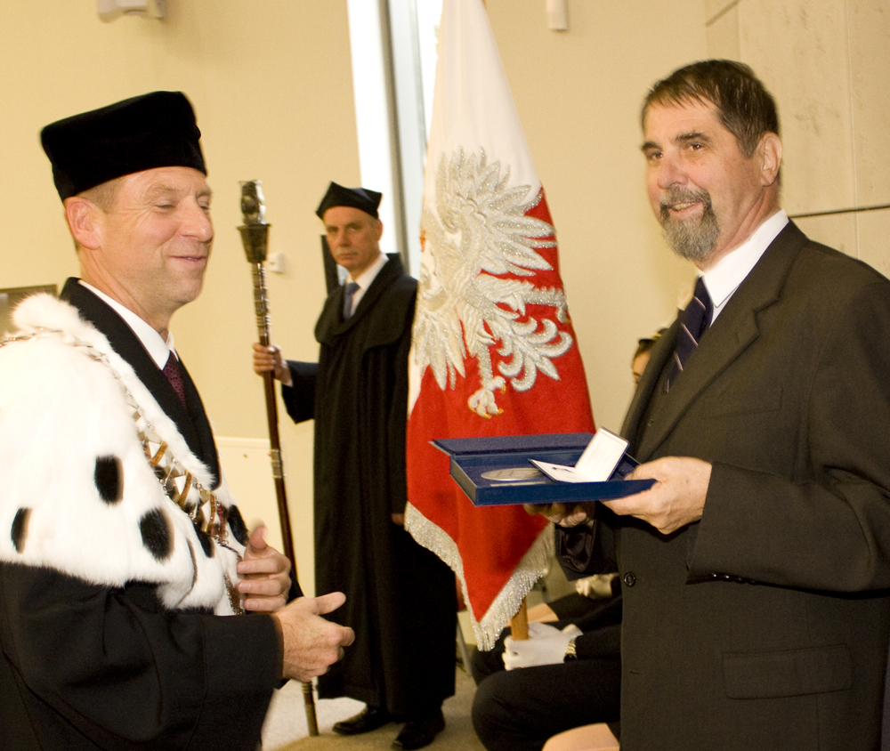 prof. Zygmunt Kowalski
