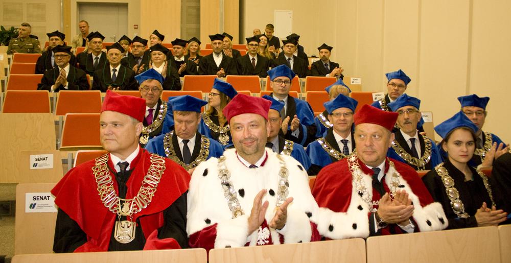 dr hab. Wojciech Knieć omawia zagadnienia zmian demograficznych na obszarach wiejskich