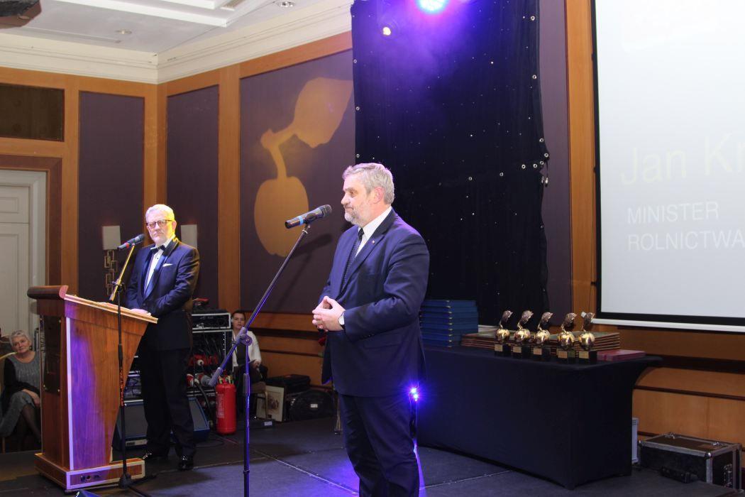 Jan Krzysztof Ardanowski, minister rolnictwa. Fot.  Krzysztof Zacharuk/APRA