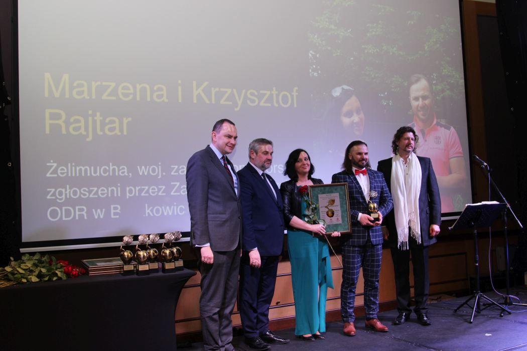 Gala Ogólnopolskiego Konkursu Rolnik-Farmer Roku.  Fot.  Krzysztof Zacharuk/APRA