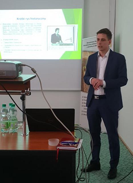 Okolicznościowy wykład z okazji uroczystego otwarcia nowej siedziby ODR w Olecku