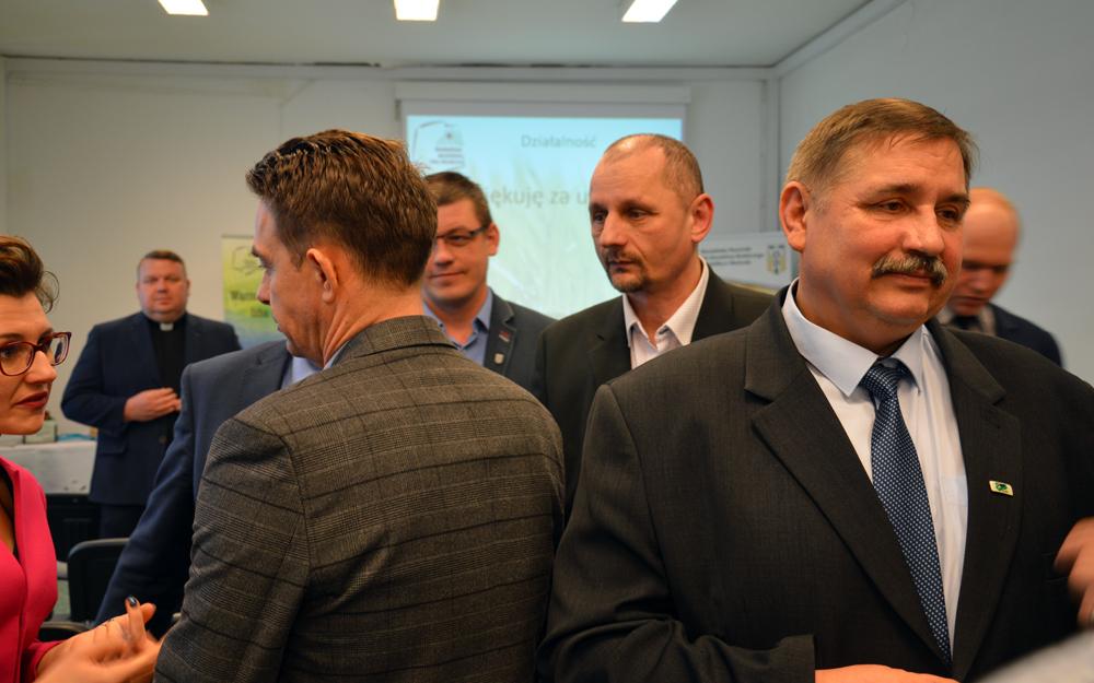 Otwarcie nowych siedzib ODR i Izby Rolniczej w Olecku