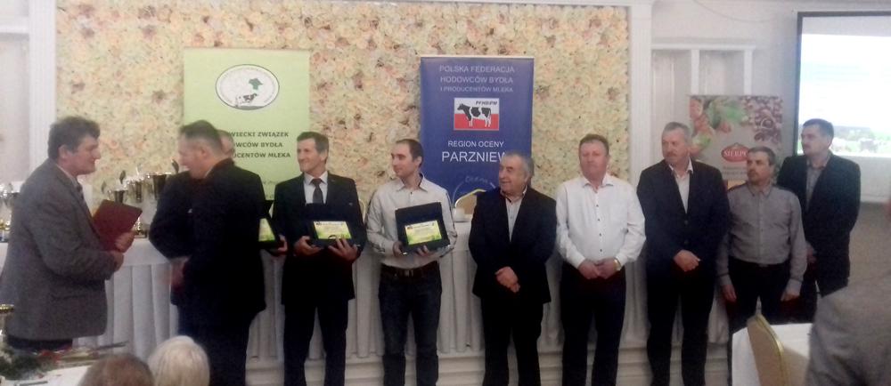 Spotkanie hodowców bydła, Parzniew 2019
