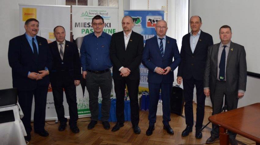 Spotkanie hodowców bydła mlecznego, Olecko 22.03.2019