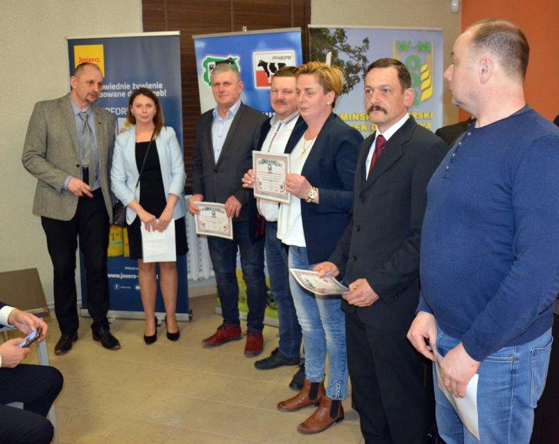 Spotkanie hodowców bydła mlecznego, Olsztyn 26.03.2019