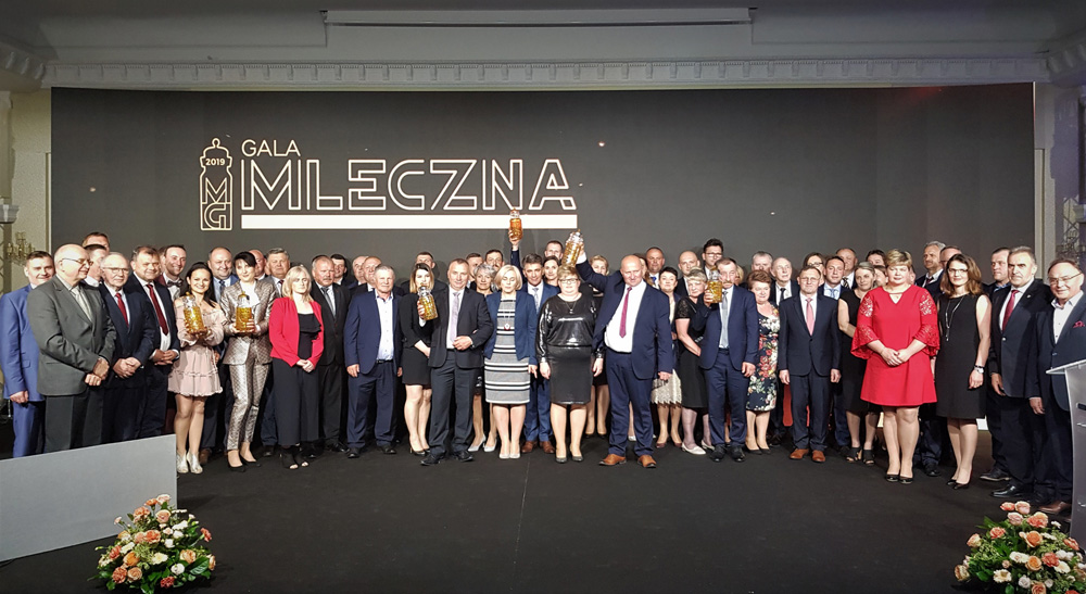 Gala Mleczna 2019