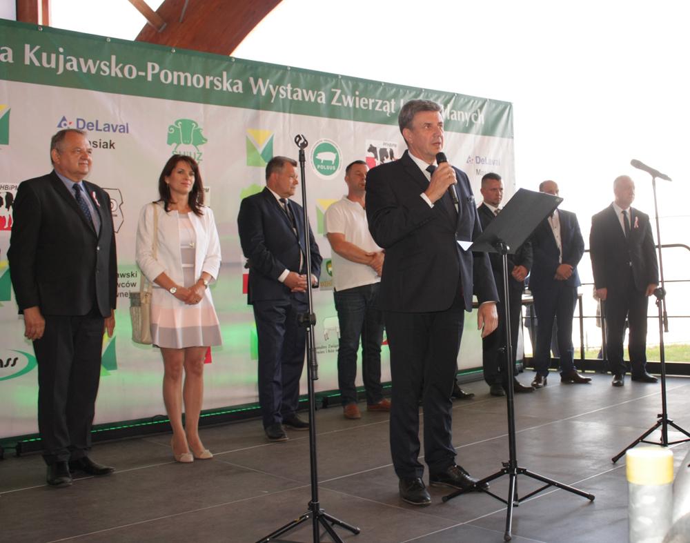 Janusz Nalewalski, dyrektor PFHBiPM Region Oceny Bydgoszcz