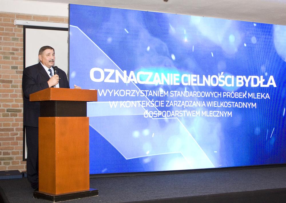 Andrzej Steckiewicz, wiceprezydent Polskiej Federacji Hodowców Bydła i Producentów Mleka, Jesienne Bydgoskie Forum Regionalne – 2019