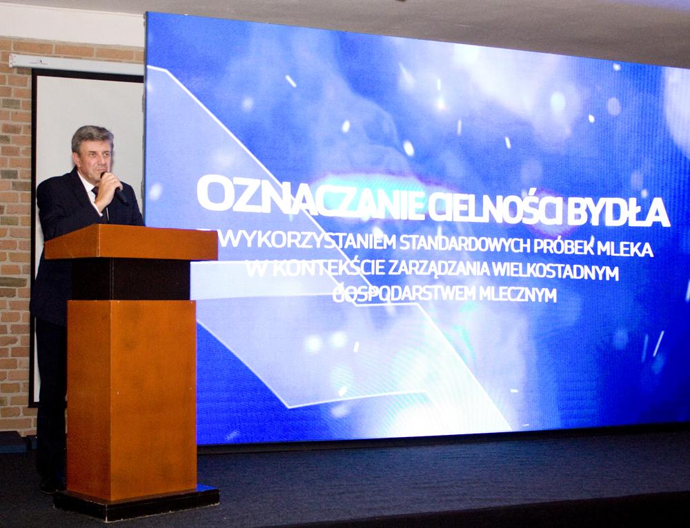 Janusz Nalewalski, dyrektor Polskiej Federacji Hodowców Bydła i Producentów Mleka Region Oceny Bydgoszcz, Jesienne Bydgoskie Forum Regionalne – 2019