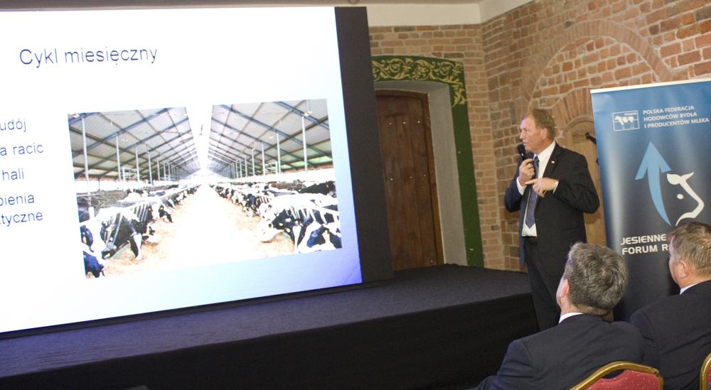 Maciej Baurycza, prezes Fortune Sp. z o.o., Jesienne Bydgoskie Forum Regionalne – 2019