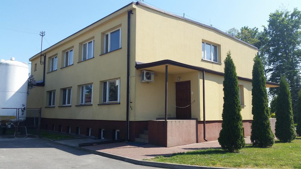 Na sprzedaż. Nieruchomość SHiUZ Sp. z o.o. Lokalizacja: Białka, gm. Radzyń Podlaski, woj. lubelskie