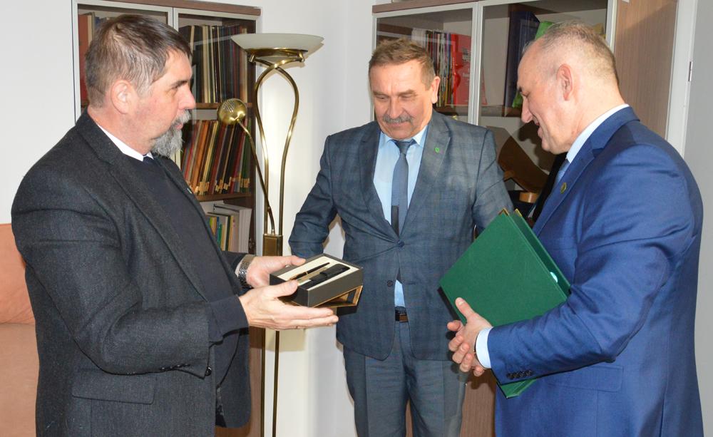 Jubileusz 30-lecia pracy naukowej prof. Stanisława Kamińskiego