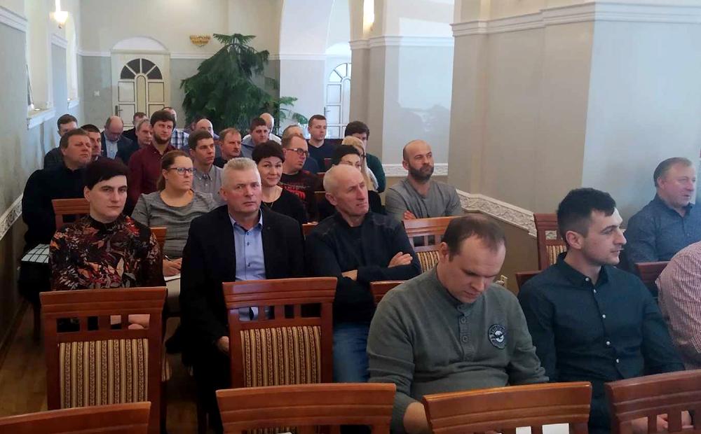 Szkolenie dla hodowców - Łowicz, 11.03.2020