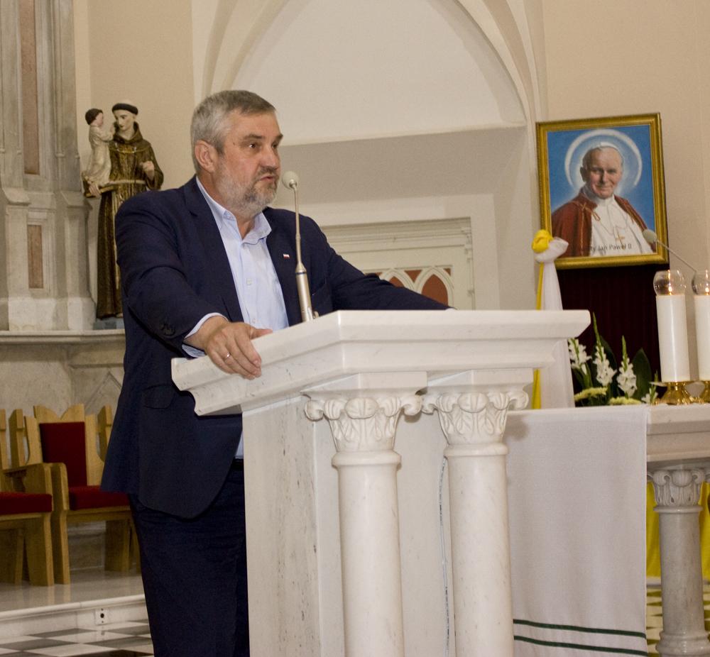Jan Krzysztof Ardanowski, minister rolnictwa