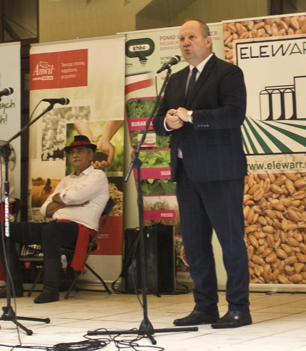 Zbigniew Sosnowski, wicemarszałek kujawsko-pomorski